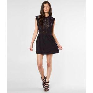 Black Mini Dress from Buckle